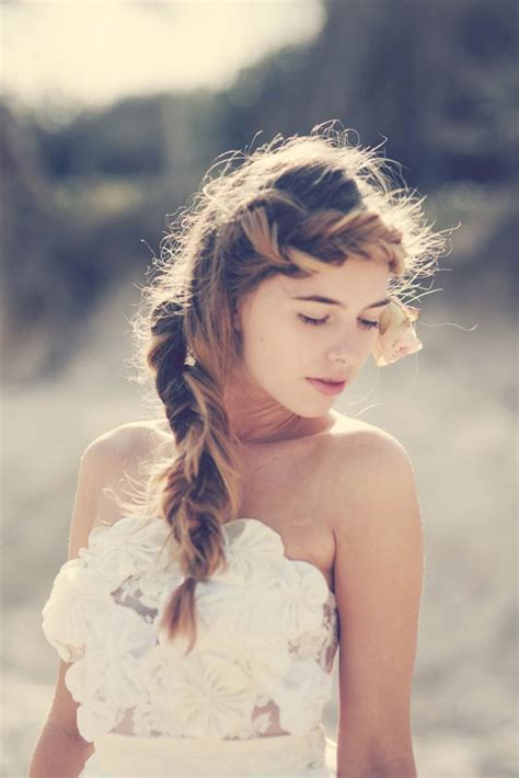 Wedding Hair And Makeup Northern Beaches by Grace Lace The Bohemian Wedding Dress