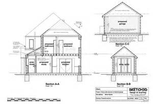design your own home extension exle house extension plans design 4