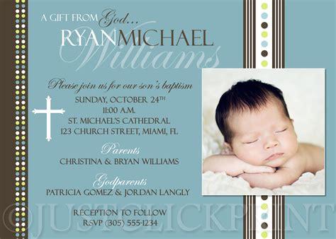 dedication invitation card template invitation for baptism modern images invitation sle