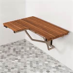 ada bench 36 quot teak ada right hand l shaped shower seats teakworks4u