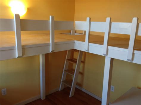 corner bunk bed furniture size corner loft bunk 28 images bunk beds