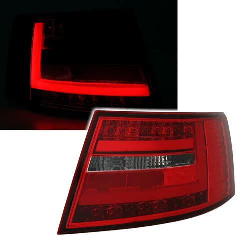 Audi A6 4f R Ckleuchten by Lightbar R 252 Ckleuchten F 252 R Audi A6 4f In Rot Wei 223 Ad Tuning