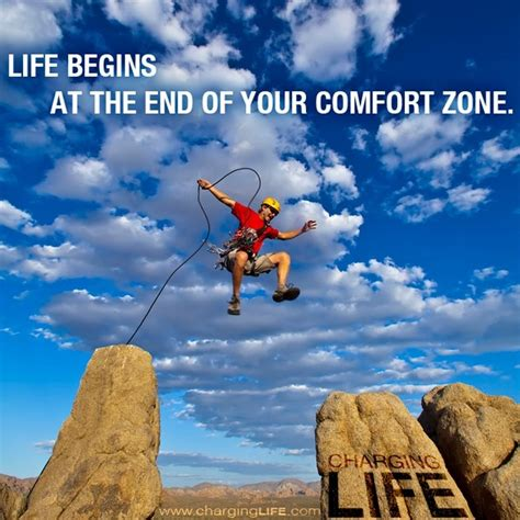 leaving your comfort zone quotes about leaving your comfort zone quotesgram