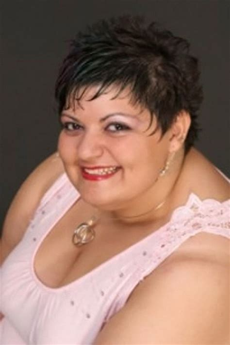 Photos Of Obese Women With Short Hair | short hairstyles for overweight women