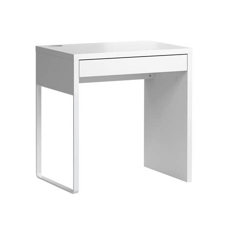 small white table l home design 89 awesome small white desk ikeas