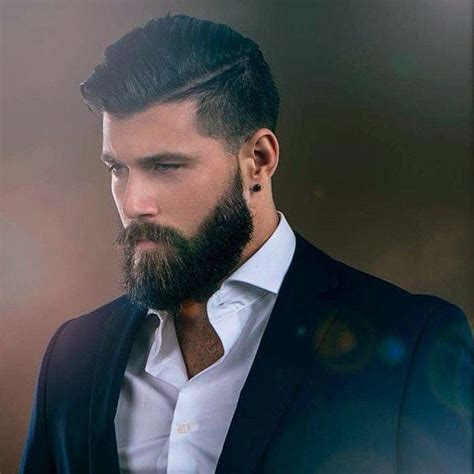 neatly groomed hairstyles facial hair best 20 hairstyles for men with beard in