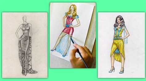 fashion designs ready to wear and haute couture fashion designs