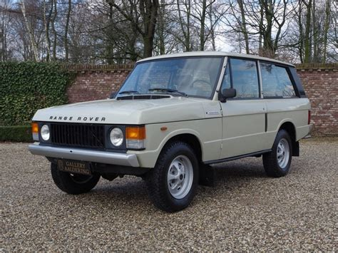range rover 1979 land rover range rover 3 doors only 35 000 kms great