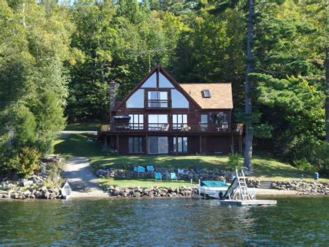 new waterfront home for sale with a mother in law suite and dock permit gavigan homes builder lake front homes in west milford new jersey nutley real