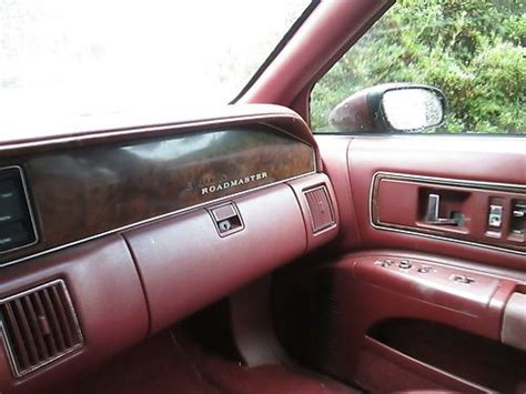 automotive air conditioning repair 1991 buick roadmaster head up display find used 1991 buick roadmaster estate wagon wow 65k miles original runs great ave nr in
