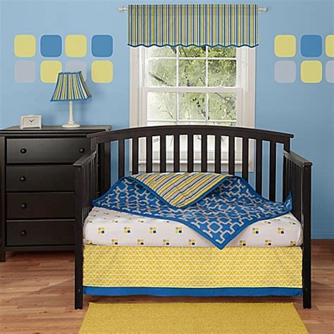 bananafish bedding bananafish 174 linden crib bedding collection buybuy baby