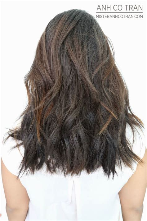 soft cut hair gorgeous layers with a soft undercut cut style anh co