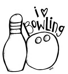 bowling coloring pages childrens printable free