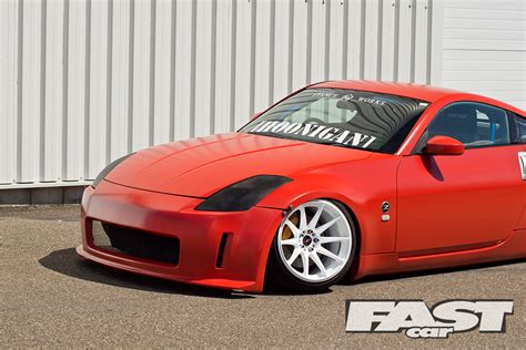 nissan modified interior modified nissan 350z fast car