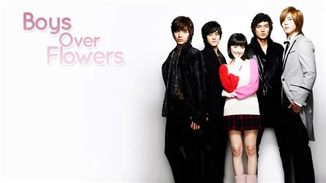 cute wallpaper of geum jan di boys over flowers season 1 asian dramas