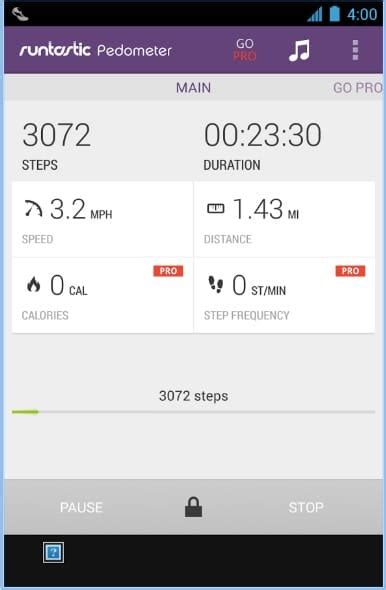 android step counter top 7 best pedometer apps for android to count your steps daily