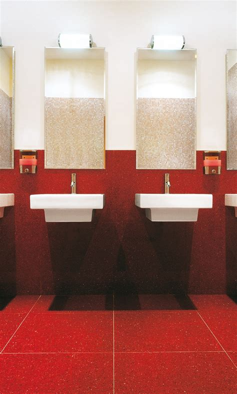 red bathroom 72 best images about bathroom red burgundy on