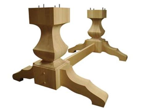 table pedestal kits dining table height pedestal base and