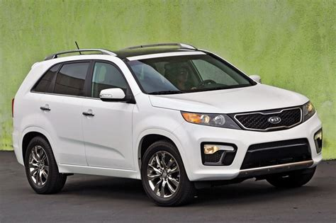 Kia Sorento Seating Used 2013 Kia Sorento For Sale Pricing Features Edmunds