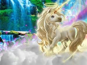 Horse Wall Mural beautiful 3d picture unicorn silk clouds rainbow wallpaper