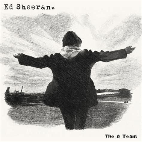 ed sheeran a team the a team ed sheeran wiki