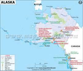 on us map alaska state is on maps usa map and alaska