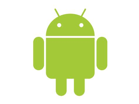 android logo three cents apple ios or android