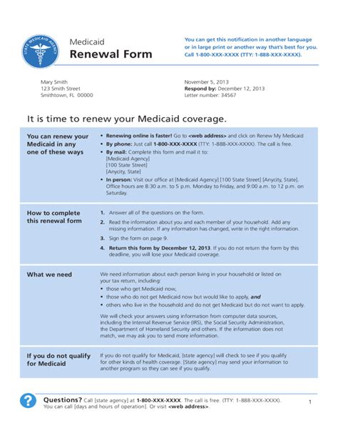 Medicaid Office Hours by Medicaid Renewal Sle Form Free