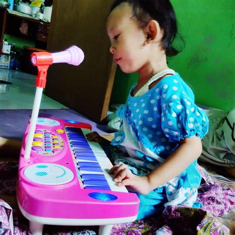 Mainan Untuk Anak Anak The A K A The Mafia review mainan bermain alat musik momopururu