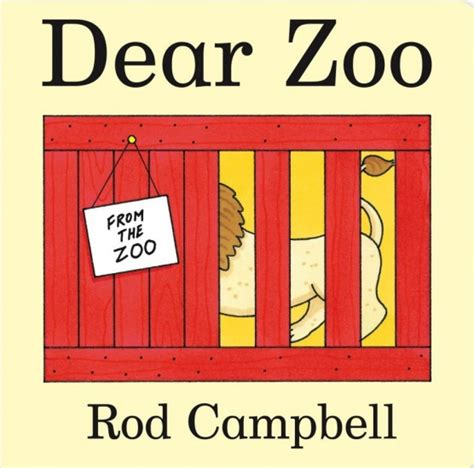 dear books dear zoo the big book club