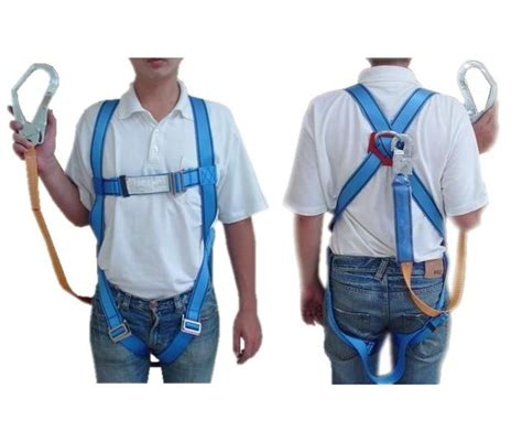 Harness Safety Harnes Gosave Single Hook osha approved safety harness lanyard working safety