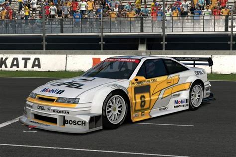 opel calibra touring car gt5 opel calibra touring car