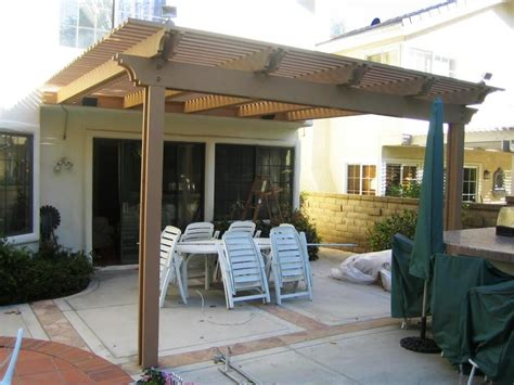 Free Patio Cover Design Plans Free Standing Patio Cover Designs Plans