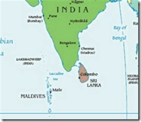 maldives map indian maldives to join indian security net during antony s visit