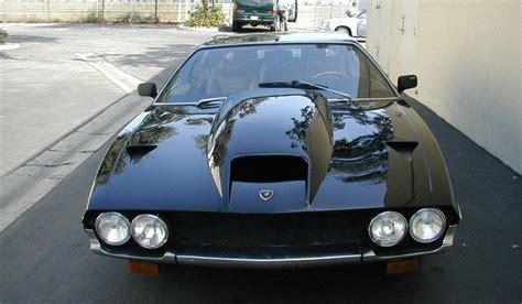 for sale one 1972 lamborghini espada on motor cars