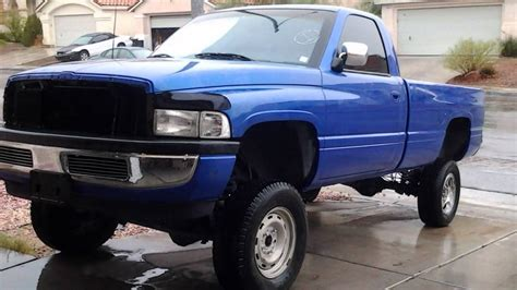 94 dodge ram 4 sale 94 dodge ram 1500 superlift 4x4 5 2 showquality