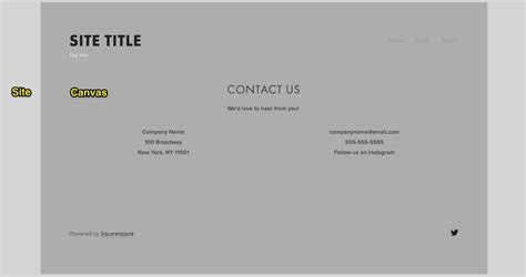 Changing Background Colors Squarespace Help Squarespace Background Template