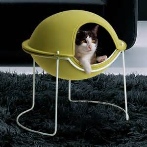Cat Pods by Modern Beds For Cats And Small Dogs Pod By Hepper Digsdigs