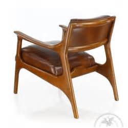 Tan Leather Armchair Brown Vintage Leather Armchair Ferdinand Saulaie