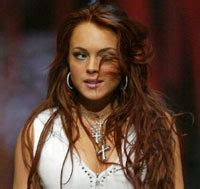 A Lindsay And Keira by Lindsay Lohan Goes For Keira Knightley