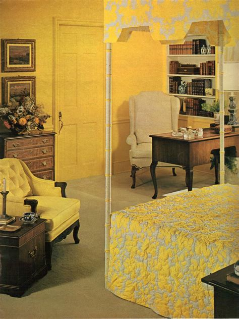 1960s decor 1960s decorating style 16 pages of painting ideas from