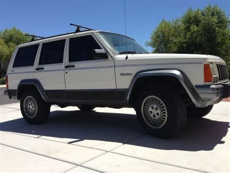 1996 Jeep Grand Mpg Buy Used 1996 Jeep Sport 4 0l 6 Cylinder 4x4