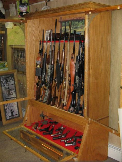 Vintage Gun Cabinet Plans how to build a wooden saddle