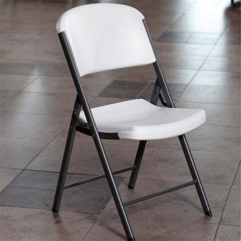 Lifetime Folding Chairs by Lifetime Classic Commercial Folding Chair Set Of 4