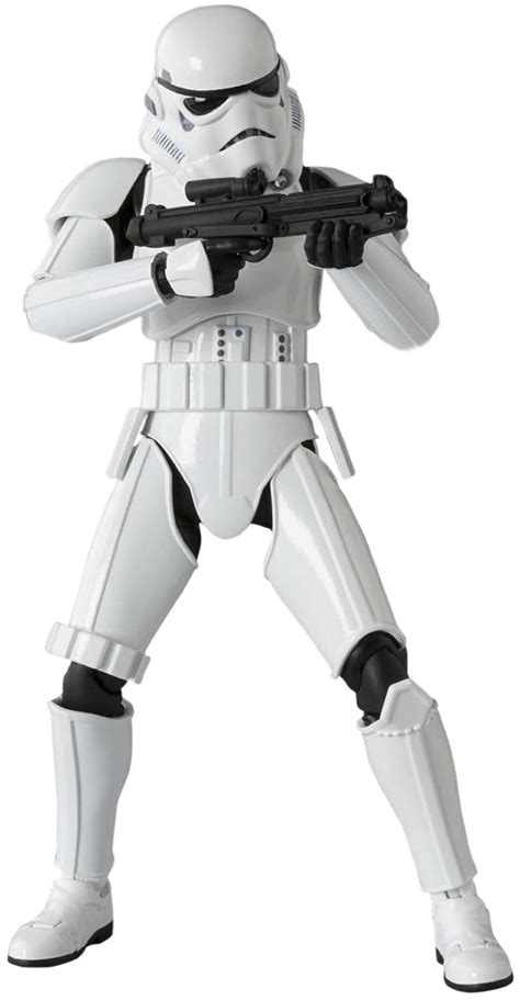 Figure Wars Stromtrooper s h figuarts stormtrooper episode iv