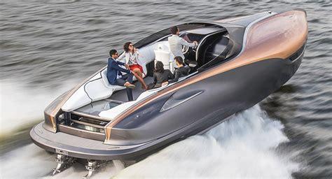 ahoy matey lexus  offer   foot luxury yacht carscoops