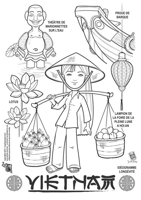 pin vietnam coloring page on pinterest