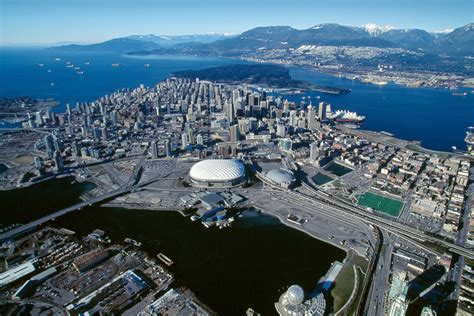 North Sydney Real Estate vancouver to whistler and blackcomb bc heinl aerial