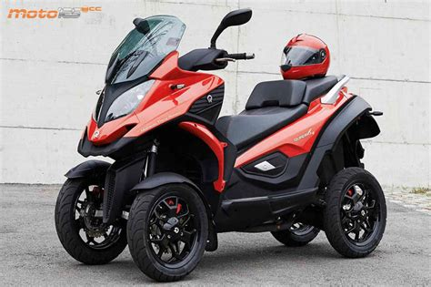 novedades 2015 intermot quadro4 moto 125 cc