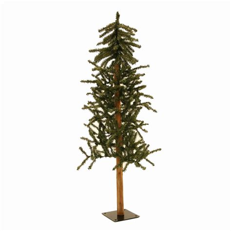 steins artificial trees alpine tree 6 ft unlit direct export co stein s garden home